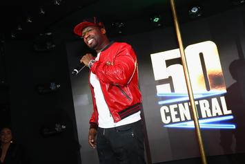 """6ix9ine Threatens To """"F*ck Up"""" 50 Cent, 50 Says He'll """"Slap The Color Out His Hair"""""""