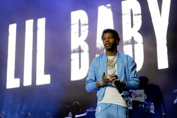"Lil Baby Shares ""Street Gossip"" Cover Art"
