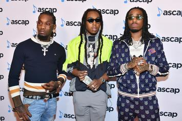 Migos & Sean Kingston Sued By Limo Driver Over Las Vegas Scrap: Report