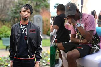 Travis Scott & Metro Boomin Have Meeting Of The Minds In Studio