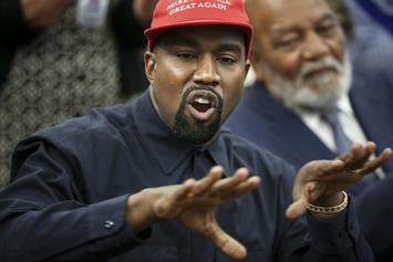 Kanye West Wants To Do An Interview With CNN's Van Jones