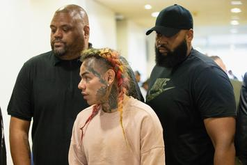 Tekashi 6ix9ine's Former Booking Agency Claims That He Lied About Being Robbed