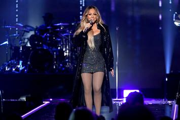 """Mariah Carey Nails """"With You"""" On Good Morning America: Watch"""