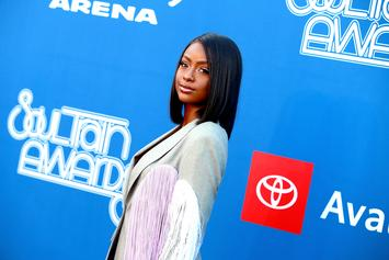"""Justine Skye Opens Up About Experience With Domestic Violence On """"Breakfast Club"""""""