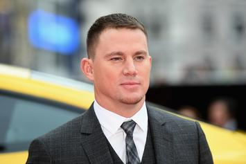 "Channing Tatum Geeks Out After His ""Idol"" Snoop Dogg Gifts Him Something Special"