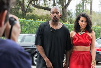 Kanye West Reportedly In Therapy With Kim Kardashian For His Behavior