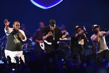 "Roc-A-Fella Supergroup State Property Reunites For ""Now Or Never Tour"" Starting Tonight"