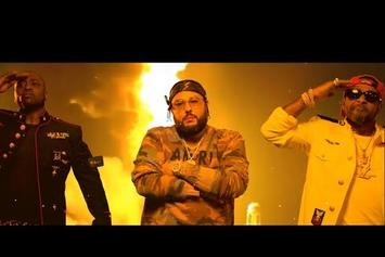 """The Diplomats & Belly Are Ready For War In """"On God"""" Music Video"""