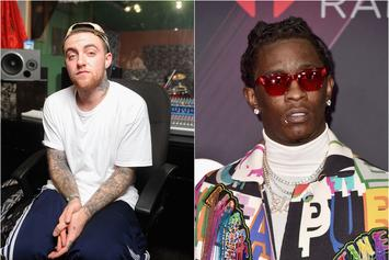 Mac Miller Recorded Music With Young Thug Before Passing: Preview Surfaces Online