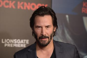 """Keanu Reeves Joined The Cast Of """"Toy Story 4"""""""