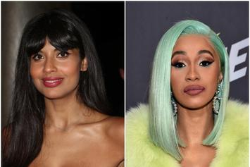 "Cardi B Called Out By Jameela Jamil For ""Nonsense"" Detox Tea Advertisements"