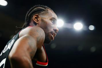"Kawhi Leonard Responds To Gregg Popovich's ""He Wasn't A Leader"" Remark"