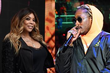 """Future Claps Back At """"Big Foot"""" Wendy Williams For Slamming His Pullout Game"""