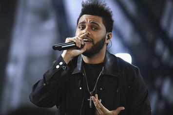 """The Weeknd Shares New Artwork Inspired By """"Chapter VI"""""""