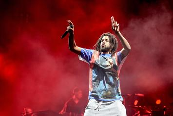 EarthGang Somehow Convinces J. Cole To Make It Rain At Strip Club