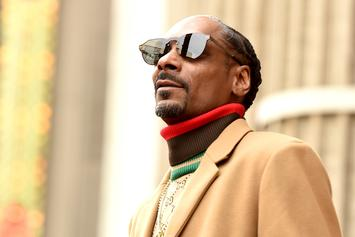 Snoop Dogg On Plans Of Becoming Canadian Citizen & What He Would Cook For Drake