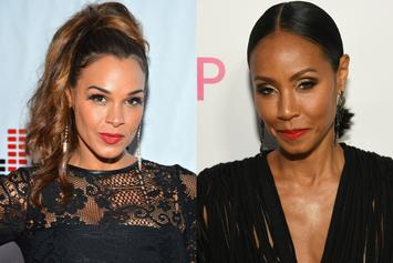 "Jada Pinkett Was Forced To Get Along With Will Smith's Ex-Wife: ""It's A Process"""