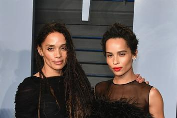 Zoe Kravitz And Her Mom, Lisa Bonet, Are Indistinguishable In New Photo