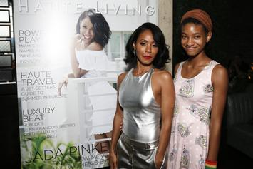 Jada Pinkett Smith, Her Mother & Daughter Stun On Harper's Bazaar Cover