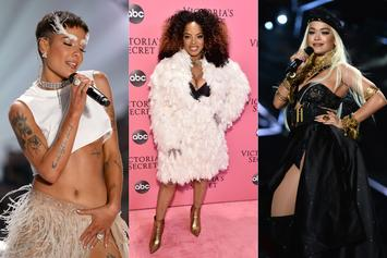Rita Ora, Halsey & Leela James' Sultry Victoria's Secret Performances