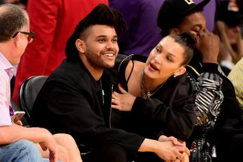 Bella Hadid & The Weeknd Still Going Strong With Travels To Singapore