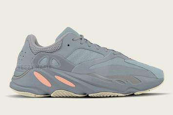 "Adidas Yeezy Boost 700 ""Inertia"" Colorway Releasing In 2019: First Look"