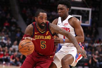 JR Smith Attracting Trade Interest From Rockets & Pelicans: Report
