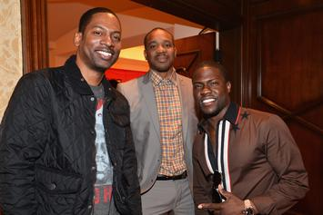 """Tony Rock Says Kevin Hart's """"Homophobic Jokes"""" Are A Sign Of Acceptance"""
