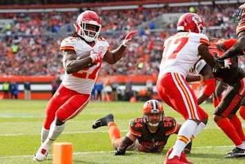Kareem Hunt Shows Initiative, Enters Counselling and Therapy Programs