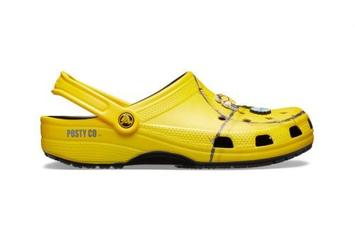 Post Malone x Crocs Team Up For Second Collab