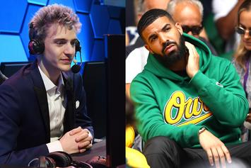"Ninja Claims Drake ""Pushed Gaming Into The Mainstream & Made It Cool"""
