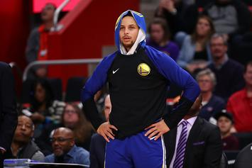 NASA Invites Steph Curry To Check Out Moon Landing Evidence