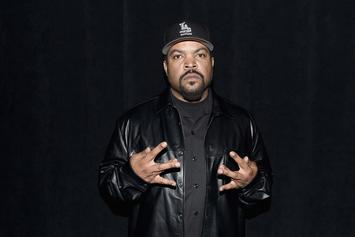 Ice Cube Recalls N.W.A Getting Denied Entry Into Their First Listening Party