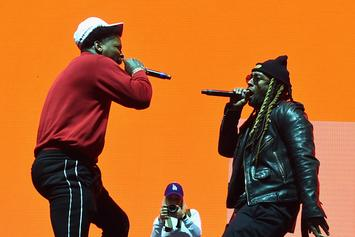 """YG Brings Out Ty Dolla $ign For London Stop On """"Stay Dangerous"""" Tour"""