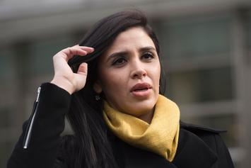 "El Chapo's Wife Defends Him As The Victim Of A Violent ""Image That Sells"""