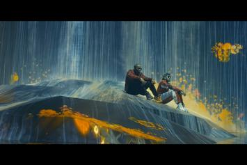 "Swizz Beatz & Nas Deliver Gorgeously Vivid Visuals For ""Echo"""