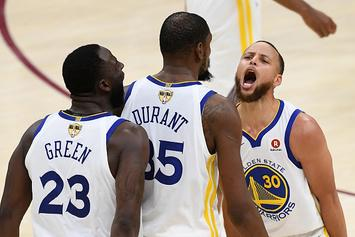 """Steph Curry: Shaq Is """"Dead Wrong"""" About Warriors Chances Against '01 Lakers"""