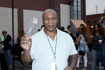 Mike Tyson Admits To Smoking Weed Right Before Andrew Golota Fight