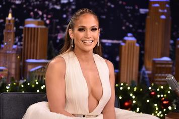 "Jennifer Lopez Admits She ""Hooked Up"" In Her Movie Trailer Before"