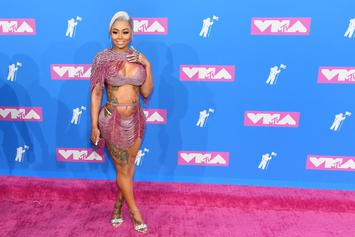 Blac Chyna Remains Silent When Asked About Kylie Jenner Trademark Drama