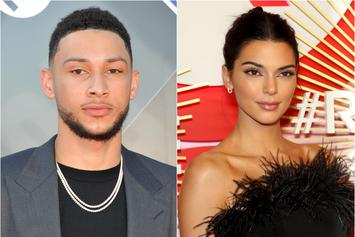 """Philadelphia 76ers Owner Says Kendall Jenner Is A """"Great Influence"""" On Ben Simmons"""