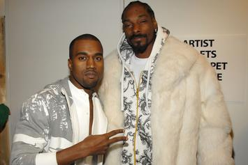 """Snoop Dogg Bumps Drake & Criticizes Kanye West: """"We Don't Give A F*ck"""""""