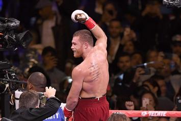 Canelo Alvarez Defeats Rocky Fielding For WBA Title
