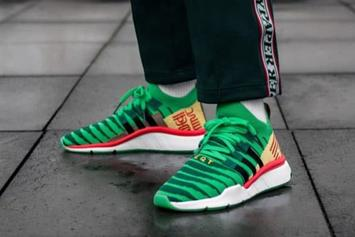Dragon Ball Z x Adidas Shenron Sneakers Coming Soon: New Images