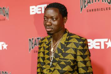 "Michael Blackson Begs Cardi B To Take Offset Back: ""You Are His Only Amigo"""