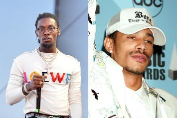 Offset Disrespectfully Clowns Layzie Bone After Being Checked