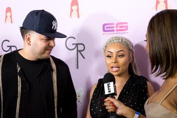 Blac Chyna & Rob Kardashian Reportedly Pause Court Battle For The Holidays