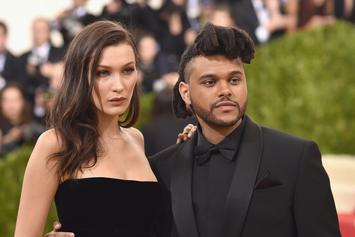 "Bella Hadid Admits The Weeknd Is The ""Most Beautiful Person"" She Knows"