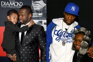 "50 Cent's Most Savage Moments Towards His ""Other"" Son"