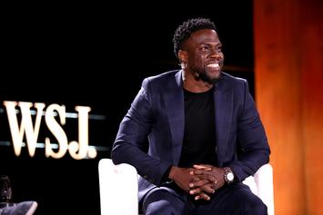 Kevin Hart Is The Second Richest Comedian Behind Jerry Seinfeld